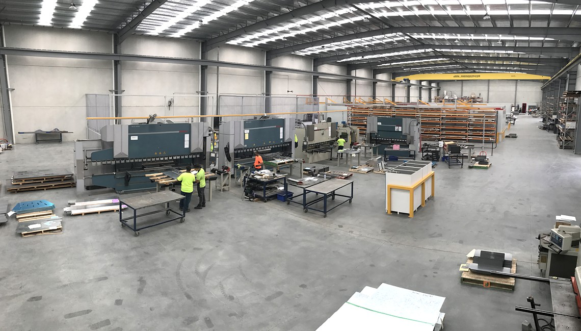 Metaltex Fabrication Construction Laser CNC Melbourne Sheet Metal