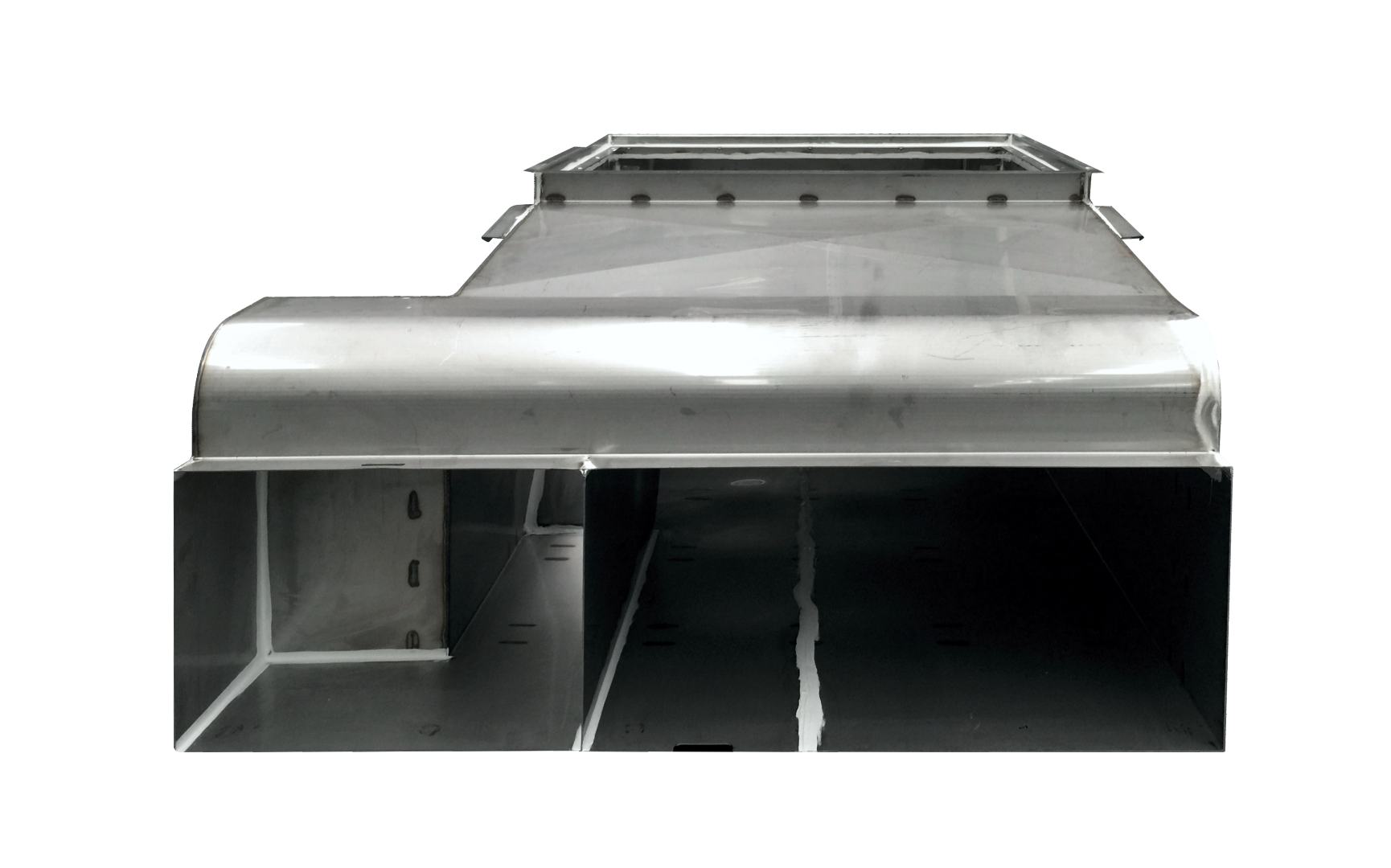 Train Air Conditioning Duct Metaltex Australia
