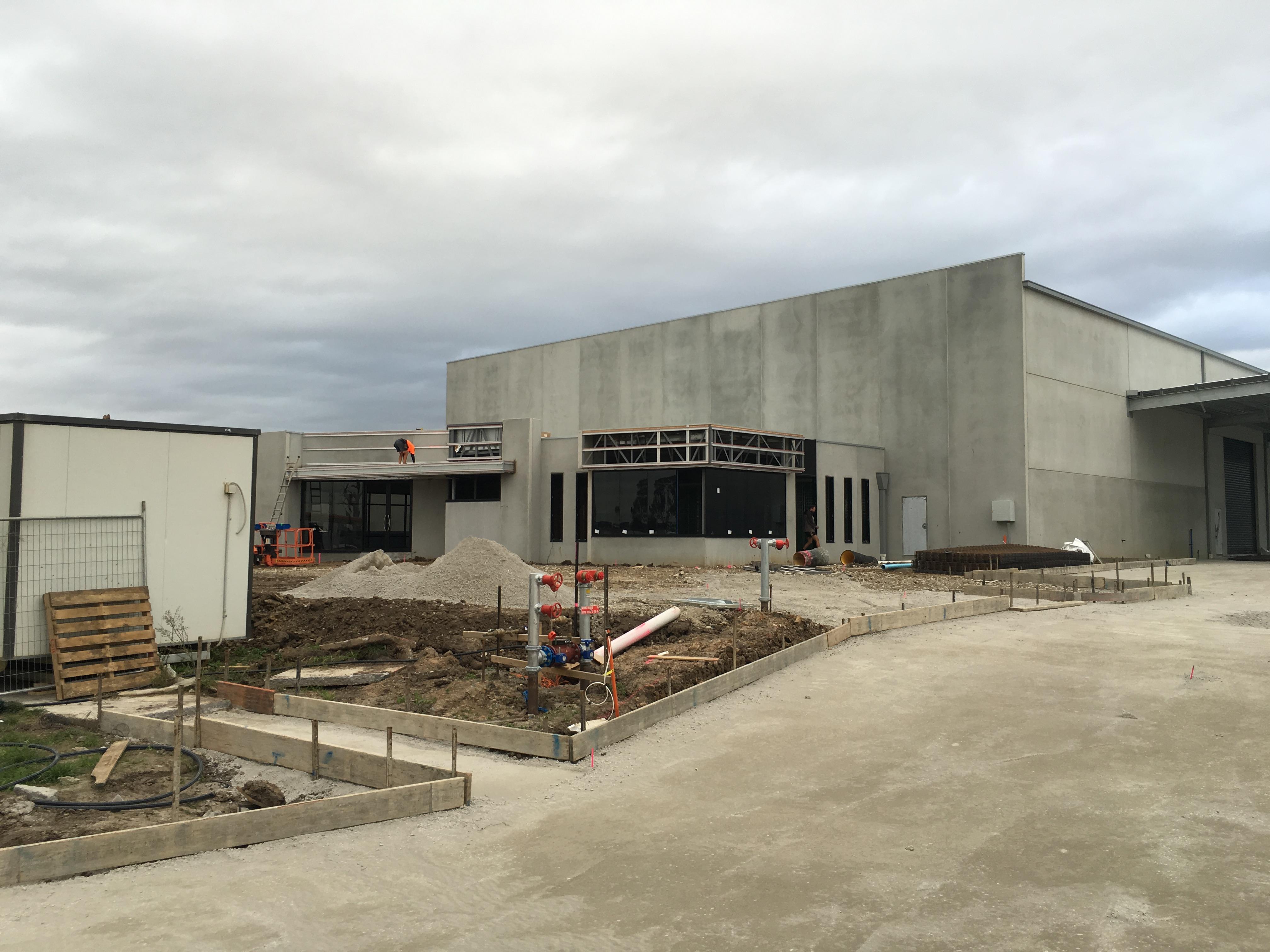 Metaltex Facility