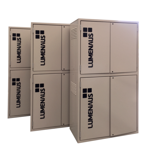 Deep Cycle Battery Lockers Metaltex Australia